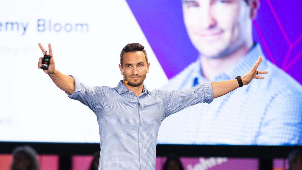 Jeremy Bloom at Reach 2019